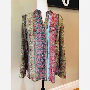 KUT from the KLOTH Jasmine blouse